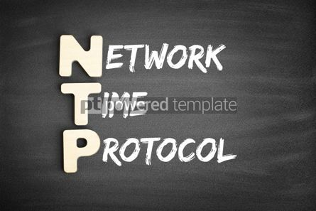 Business: NTP Network Time Protocol acronym #00683