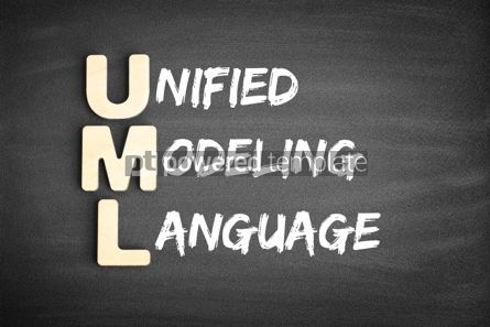 Business: UML Unified Modeling Language acronym #00684