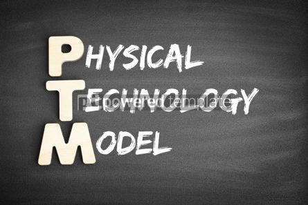 Business: PTM Physical Technology Model acronym #00693