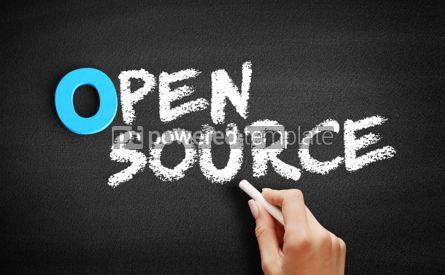 Business: Open Source text on blackboard #00707