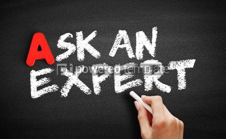 Business: Ask an expert text on blackboard #00761