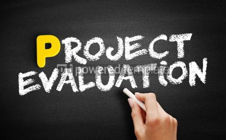 Business: Project evaluation text on blackboard #00906