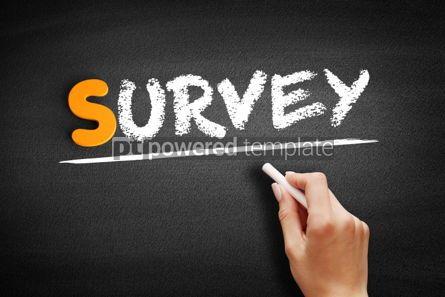 Business: Survey text on blackboard #00947
