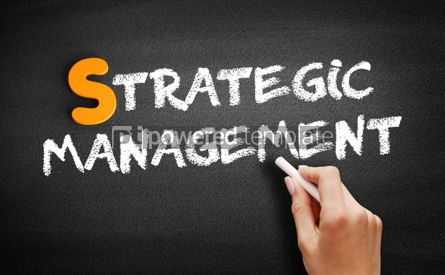 Business: Strategic Management text on blackboard #01013