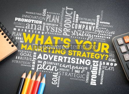 Business: What's Your Marketing Strategy #01150