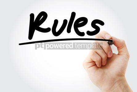 Business: Rules text with marker business concept #01204