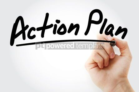 Business: Action Plan text with marker #01271