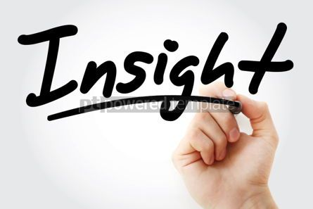 Business: Insight text with marker #01385