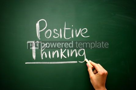 Business: Positive thinking #02586