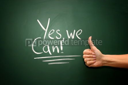 Business: Yes we can #02587