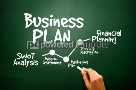 Business: Teamwork on a Business plan timeline #02776