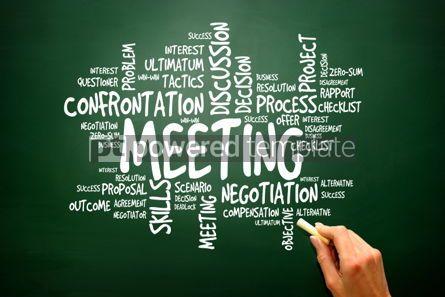 Business: Foto gratis - reunión concepto empresarial palabras nube presentación fondo #02790