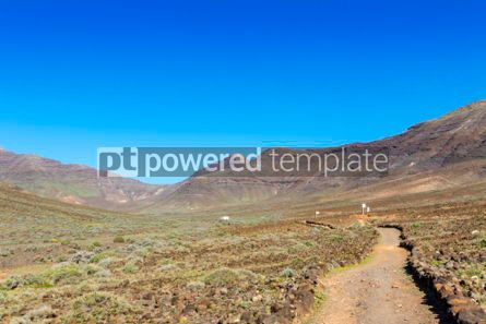 Nature: Hiking on Jandia Peninsula Fuerteventura Canary Islands Spain #02828