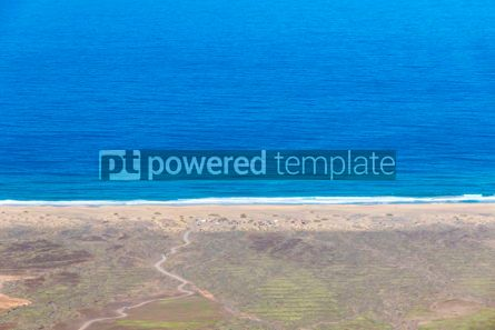 Nature: Hiking on Jandia Peninsula Fuerteventura Canary Islands Spain #02836