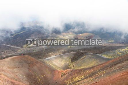 Nature: Crater Silvestri Superiori on Mount Etna Sicily Italy #02852