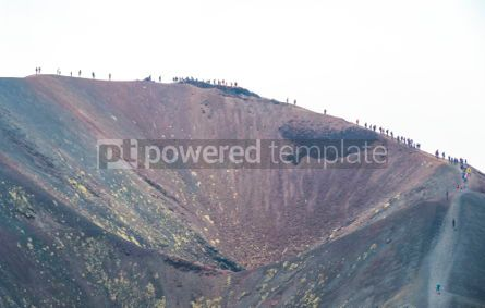 Nature: Hiking on Mount Etna Etna national park Sicily Italy #02856