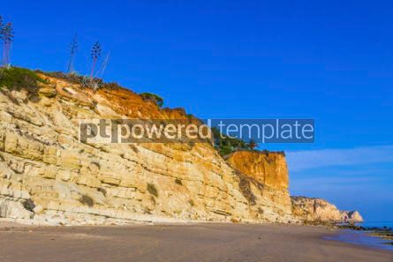 Nature: Praia do Porto de Mos beach in Lagos Algarve Portugal #02944
