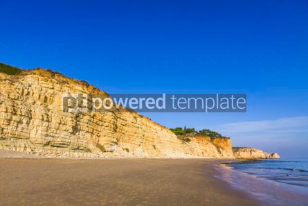 Nature: Praia do Porto de Mos beach in Lagos Algarve Portugal #02945