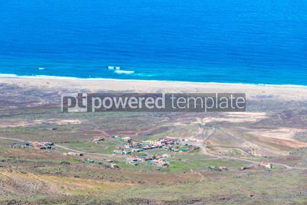 Nature: Hiking on Jandia Peninsula Fuerteventura Canary Islands Spain #03060