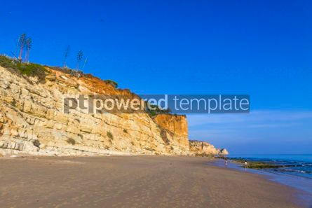 Nature: Praia do Porto de Mos beach in Lagos Algarve Portugal #03068