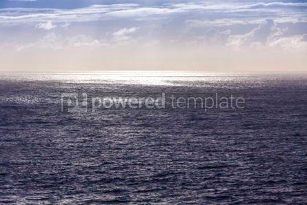 Nature: Dramatic sky over Atlantic Ocean coast near Sao Miguel Island A #03081