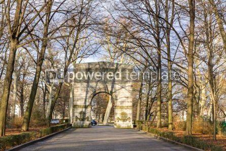 Architecture : Soviet War Memorial (Treptower Park) in Berlin Germany #03120