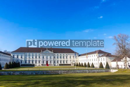 Architecture : Bellevue Palace (Schloss Bellevue) in Berlin Germany #03126