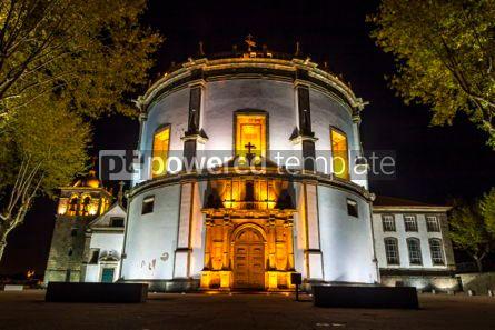 Architecture: Church of Serra do Pilar in Vila Nova de Gaia Porto Portugal #03145