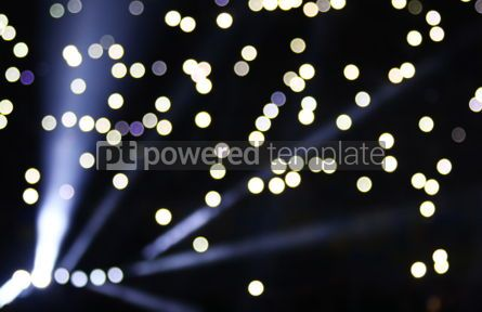 Holidays: Abstract bokeh background #03343