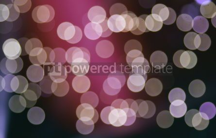 Holidays: Abstract bokeh background (colour cast filter) #03345