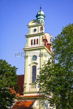 Architecture: Church of the Savior (Kosciol Zbawiciela) in Sopot Poland #03386