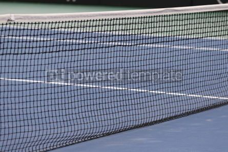 Sports : Details of tennis court #03442