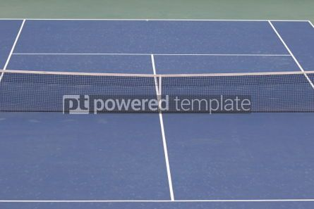Sports : Details of tennis court #03443
