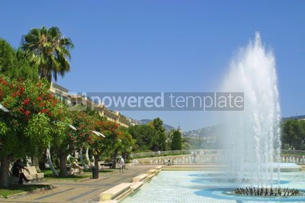 Architecture : Massena Square in City of Nice France #03532