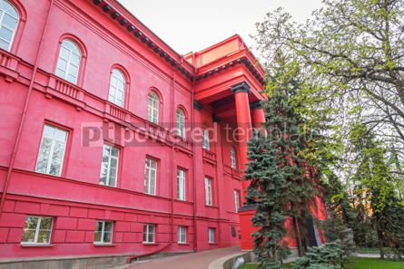 Architecture: Taras Shevchenko National University of Kyiv Ukraine #03565