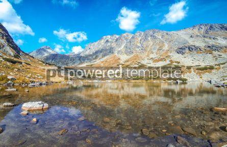 Nature: Hiking in High Tatras Mountains (Vysoke Tatry) Slovakia #03628