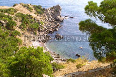 Nature: Wonderful sea beach #03651