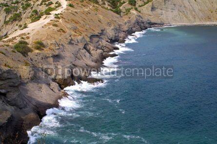 Nature: Wave breaking #03653