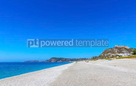 Nature: Milazzo beach Sicily island Italy #03660