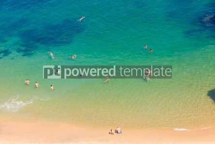 Nature: Praia do Camilo beach in Lagos Algarve region Portugal #03684