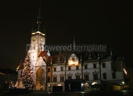 Architecture : Town Hall in Olomouc #03698