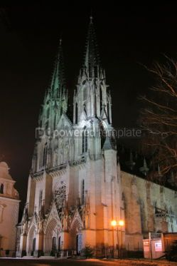 Architecture : St. Wenceslas Cathedral #03700