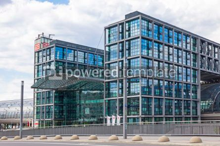 Architecture : Berlin Central Railway Station (Berlin Hauptbahnhof) Germany #03706