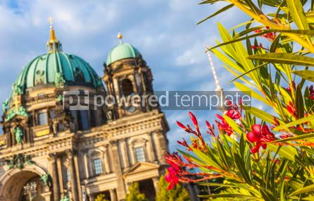 Architecture : Berlin Cathedral (Berliner Dom) in Berlin Germany #03707