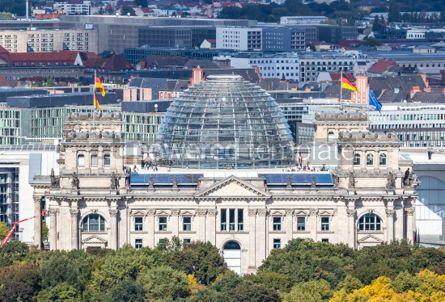 Architecture : Roof of German parliament building (Bundestag) in Berlin German #03824