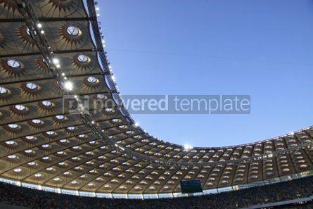 Sports : Roof of modern stadium #03920