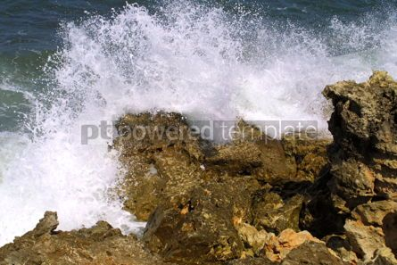 Nature: Wave breaking #03937