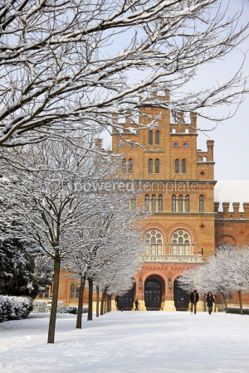 Architecture: Main Entrance of Yuriy Fedkovych Chernivtsi National University #03952