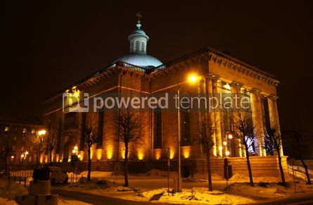 Architecture : Cathedral of Christ the King (Archikatedra Chrystusa Krola) in K #03995