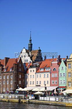 Architecture : City of Gdansk Poland #04071